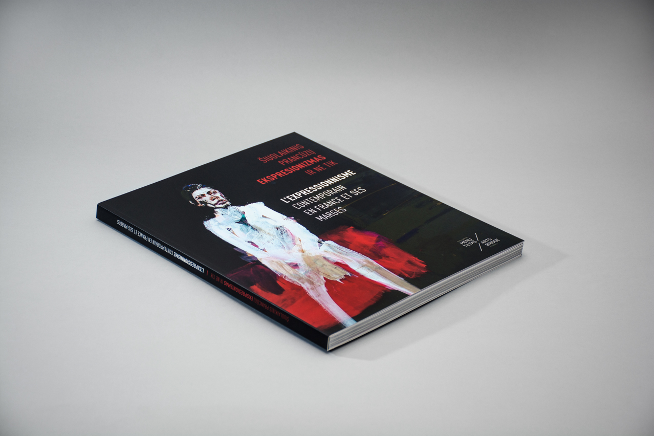 Art brochure design by Indre