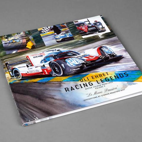 Racing legends cover