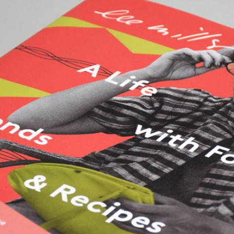Lee Miller Cookbook cover