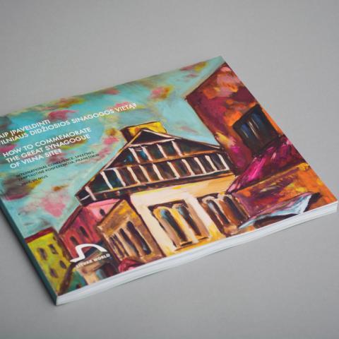Cover design by Indre Vasiliauskiene