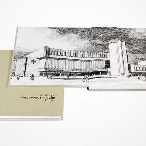 Hardcover album cover and inside design by Jovita Tamasauskiene